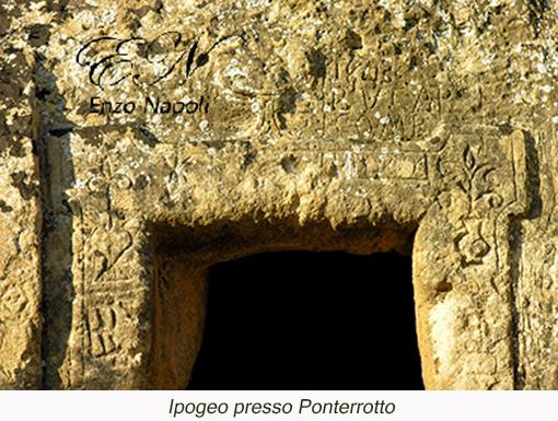 Ipogeo presso Ponterrotto (2)