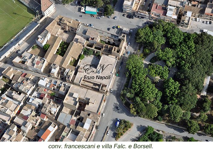 1 (19) conv. francescani e villa Falc. e Borsell.