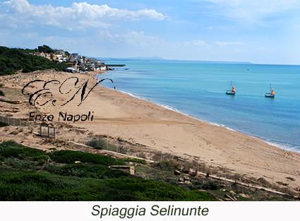Spiaggia Selinunte