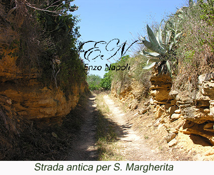 Strada antica per S. Margh.